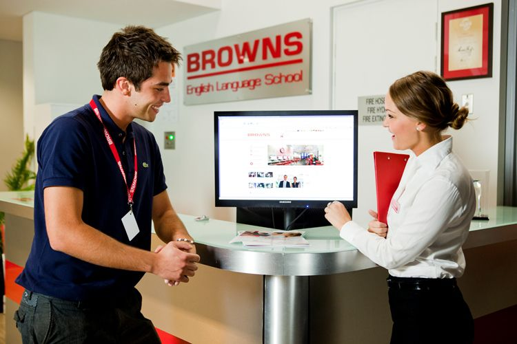 Browns English Language School Gold Coast