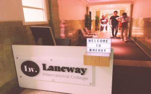Laneway International College(レンウェイ・インターナショナル・カレッジ)