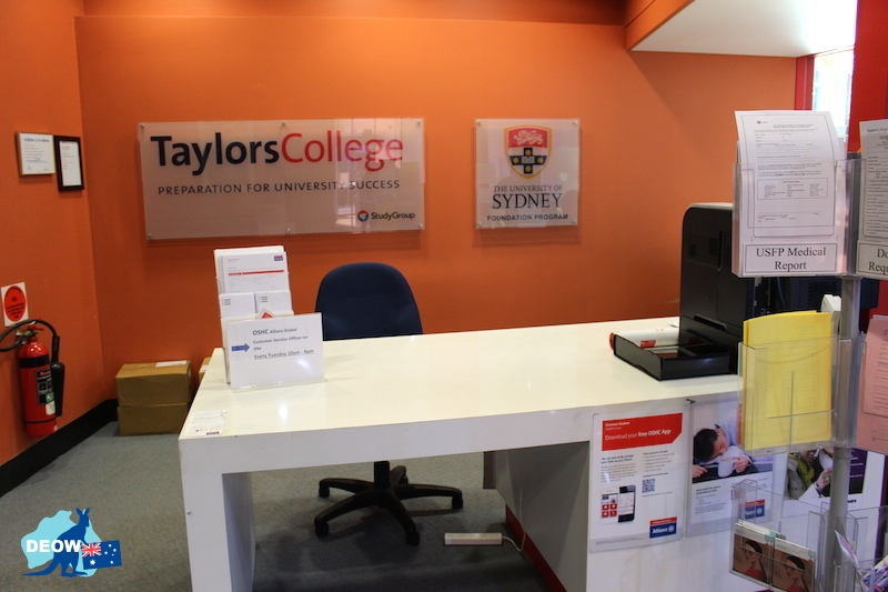 Tailors College in Sydney