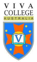 Viva college Brisbane logo