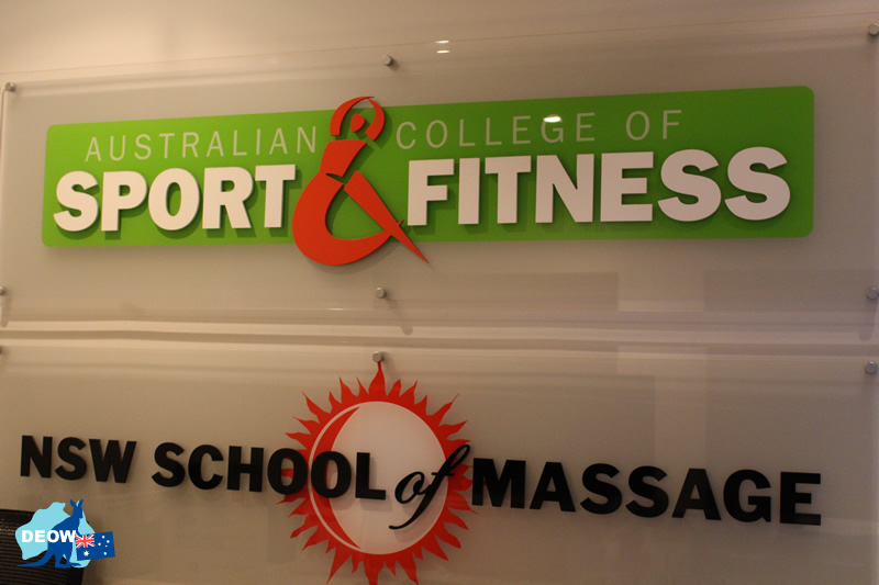 Australian College of Sport & Fitness (ACSF) - Melbourne