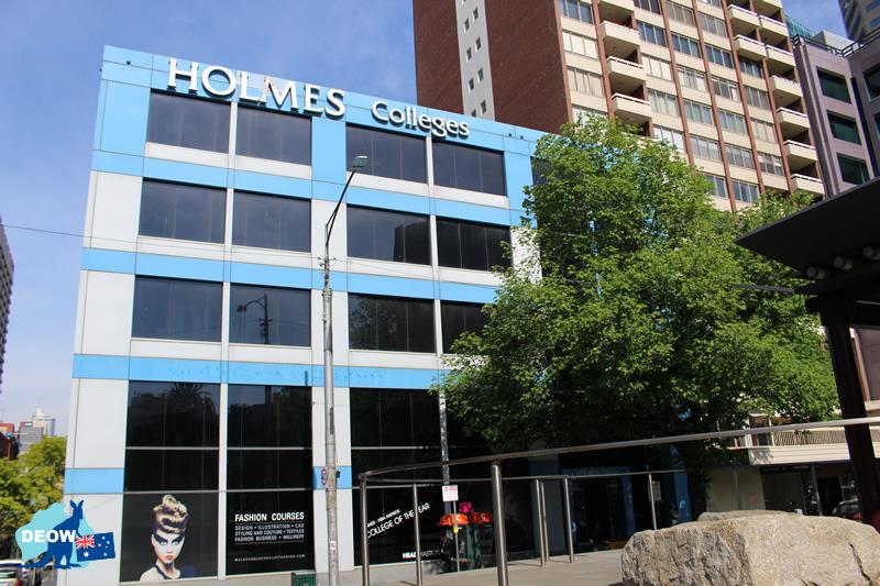 Holmes Institute Melbourne