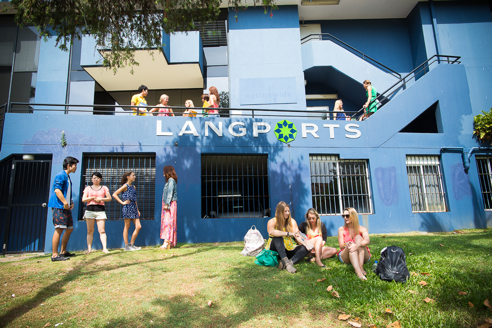 Langports English Language College - Gold Coast (Surfers Paradise)