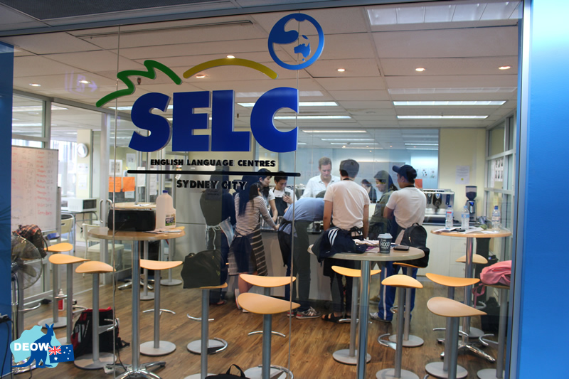SELC English Language Centres - Sydney City